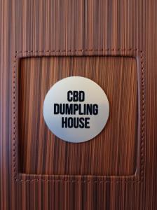 dumpling house menu cover
