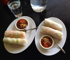 ipho rice paper rolls