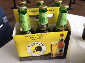 kenyan malt beer
