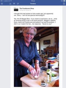 maggie beer with nancy harrison
