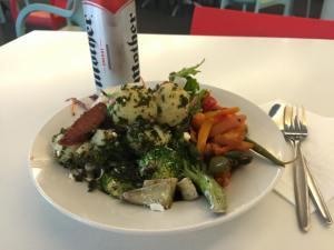DFAT salads