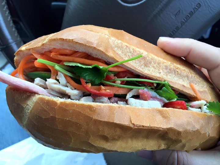 Banh Mi at Little Saigon
