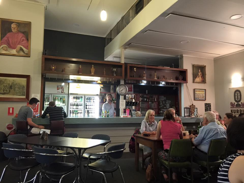 Polo Restaurant Canberra Menu